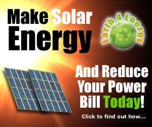 Make Your Own Solar Energy To Power Your Home